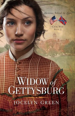 Widow of Gettysburg - My Review  | The Engrafted Word