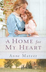 Interview with Anne Mateer  & GIVEAWAY  | The Engrafted Word