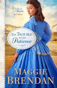 The Trouble With Patience - My Review