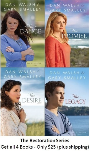 Interview with Dan Walsh & GIVEAWAY  | The Engrafted Word