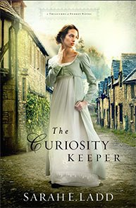 The Curiosity Keeper - My Review  | The Engrafted Word