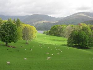 Lake District of England, Near Windermere