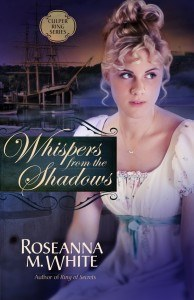 Interview with Roseanna M. White & GIVEAWAY  | The Engrafted Word