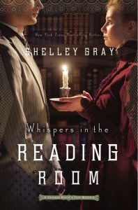 Whispers in the Reading Room - My Review | The Engrafted Word