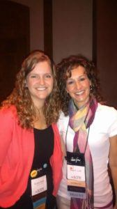 Me and Sarah Ladd at ACFW 2014