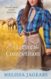 Interview with Melissa Jagears & GIVEAWAY | The Engrafted Word