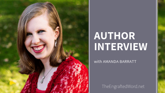Interview with Amanda Barratt & GIVEAWAY