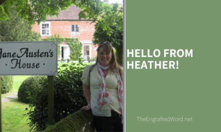 Hello From Heather!