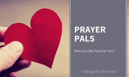 Prayer Pals – February 2019