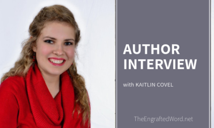 Interview with Kaitlin Covel & GIVEAWAY