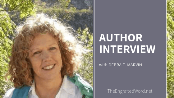Interview with Debra E. Marvin & GIVEAWAY