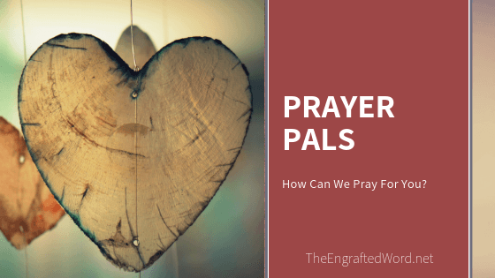 Prayer Pals — April 2019