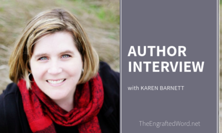 Interview with Karen Barnett & GIVEAWAY