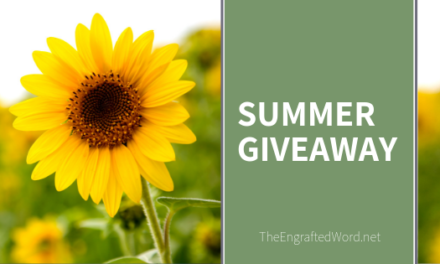 Summer 2020 Giveaway
