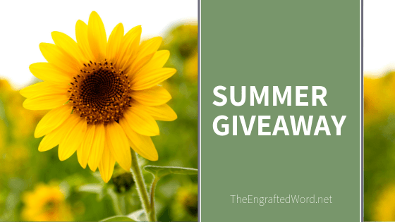Summer 2019 GIVEAWAY