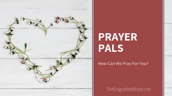 Prayer Pals — June 2019