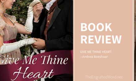 Give Me Thine Heart – My Review