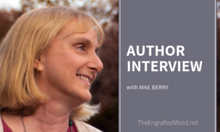 Interview with Mae Berry & GIVEAWAY