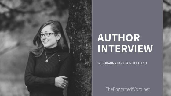 Interview with Joanna Davidson Politano & GIVEAWAY