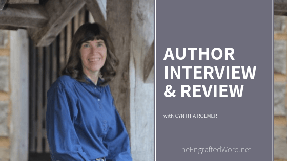 Interview with Cynthia Roemer, Review & GIVEAWAY