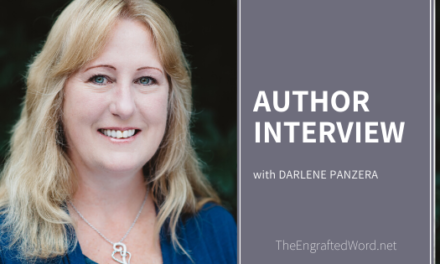 Interview with Darlene Panzera & GIVEAWAY