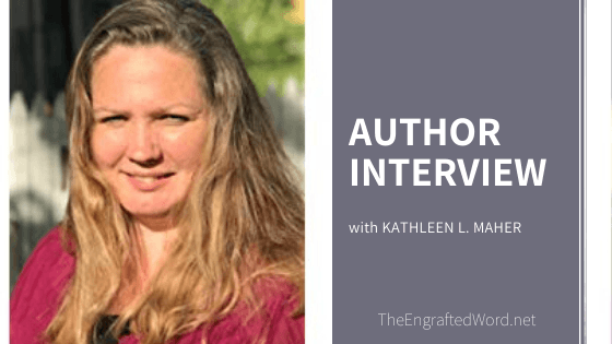 Interview with Kathleen L. Maher & GIVEAWAY