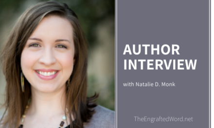 Interview with Natalie Monk & GIVEAWAY