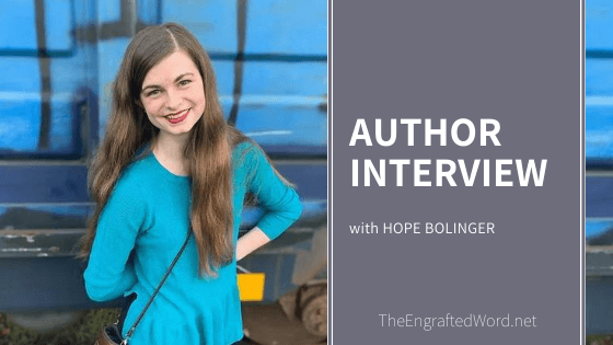 Interview with Hope Bolinger