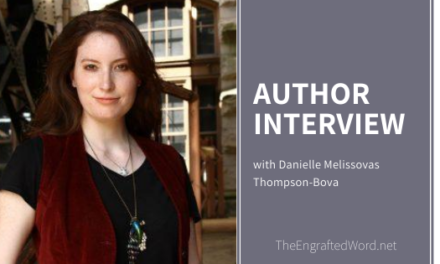 Interview with Danielle Melissovas Thompson-Bova & Giveaway