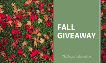 Fall 2020 Giveaway