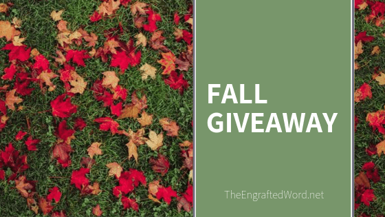 Fall 2021 Giveaway