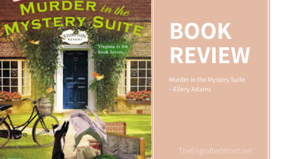 Murder in the Mystery Suite – My Review