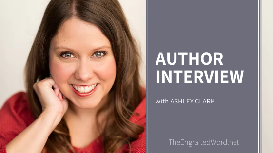 Interview with Ashley Clark & GIVEAWAY