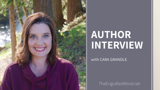 Interview with Cara Grandle & GIVEAWAY