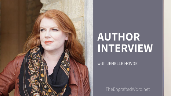 Interview with Jenelle Hovde & GIVEAWAY