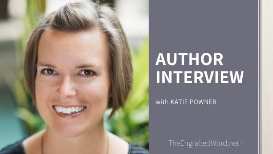 Interview with Katie Powner & GIVEAWAY