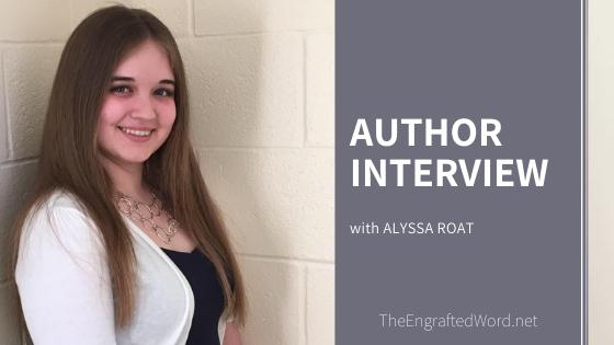 Interview with Alyssa Roat & GIVEAWAY